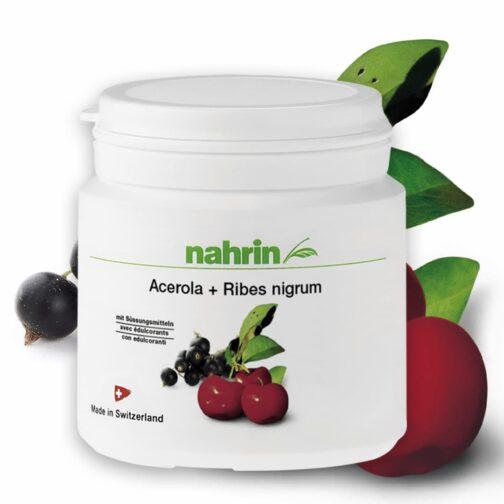 Ацерола (120 г /60 таблеток), пищевая добавка с природным витамином С