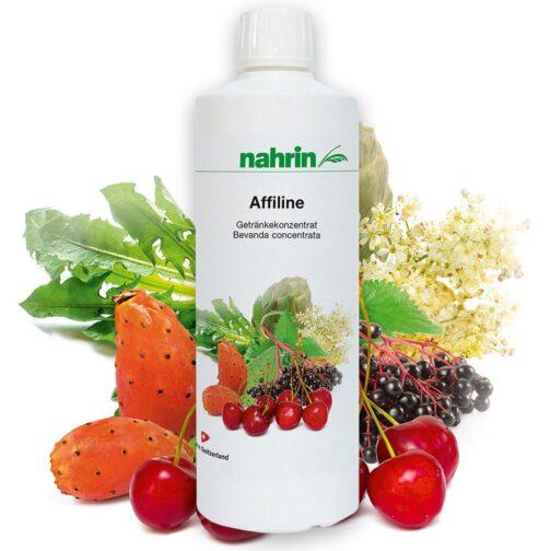 Напиток AFFI'LINE, 500 мл – пищевая добавка для оптимизации водного баланса организма