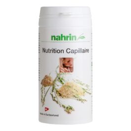 Nutrition Capillarie, для  ногтей, кожи и волос (24,6 г/ 60 капсулы)