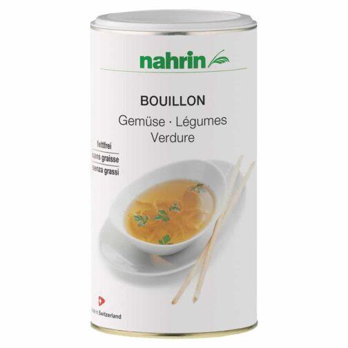Прозрачный овощной суп, 400 г