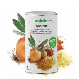 Nahrom, не содержащая глутамат приправа с солью и специями, 350 г