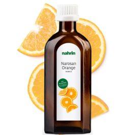 Multivitamiinidega ja magneesiumiga apelsinisiirup 500ml keskendumisvõimele