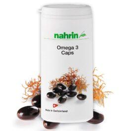 Omega 3 kalaõli kapslid seleeniga 75g/100kapslit südamele ja immuunsusele