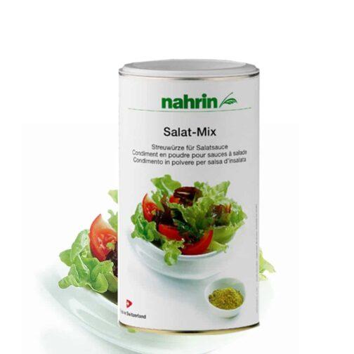Salatimaitseaine salatikastmete valmistamiseks