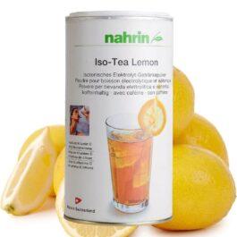 Isotooniline sidruni tee mineraalide taastamiseks 380g