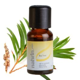 Эфирное масло чайного дерева и мануки 15 мл – для ухода за проблемной кожей
