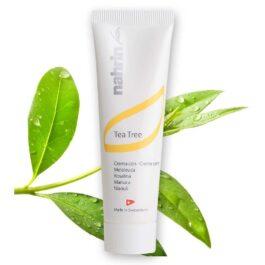 Teepuukreem 100ml naha puhastamiseks ja hoolitsemiseks