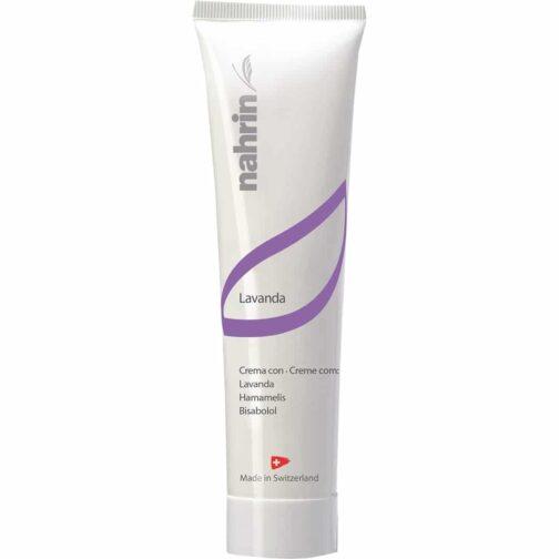 lavendli kreem stressis ja rasvase naha hooldamiseks