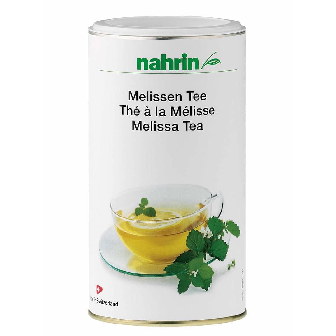 Чай с мелиссой – порошок для приготовления холодного или теплого чая, 340г