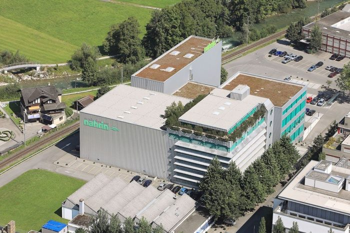 Nahrin tehas Šveits