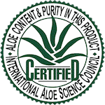 Aaloe vera sertifikaat