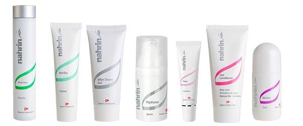 looduskosmeetika nahrin