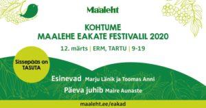 maalehe eakate festival