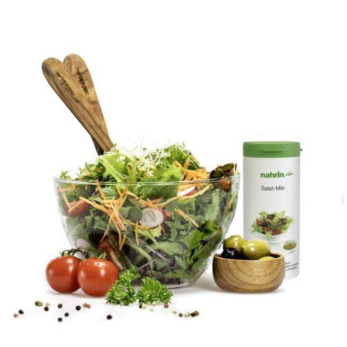 Salatimaitseaine salat mix 60g väike