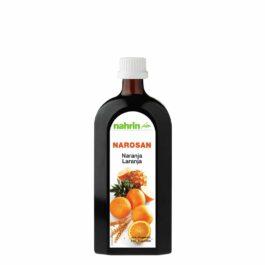 Apelsini multivitamiinisiirup magneesiumiga, 125ml