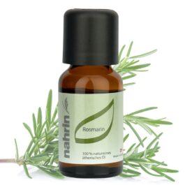 Rosmariini eeterlik õli närvidele, stimuleeriv, vereringele, keskendumisele, 15ml